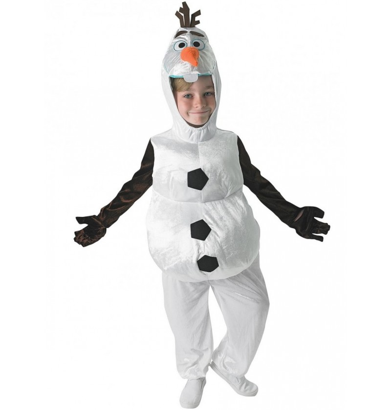 Disfraz de Olaf Frozen infantil