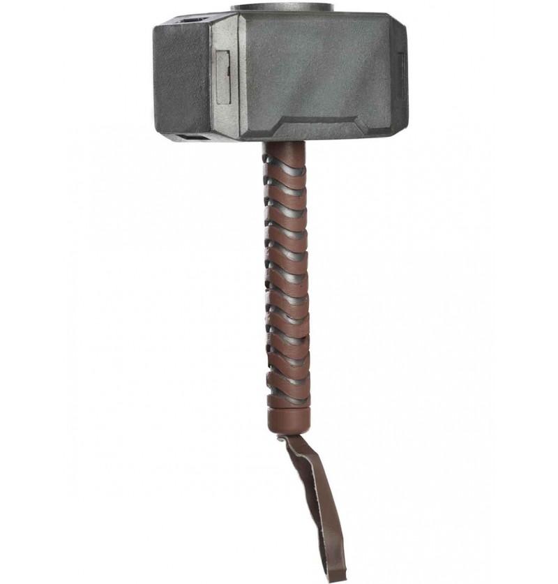 Martillo de Thor Mjolnir Vengadores Unidos infantil