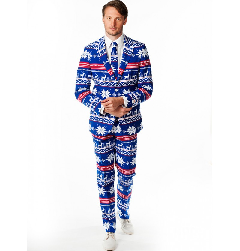 Traje The Rudolph Opposuit