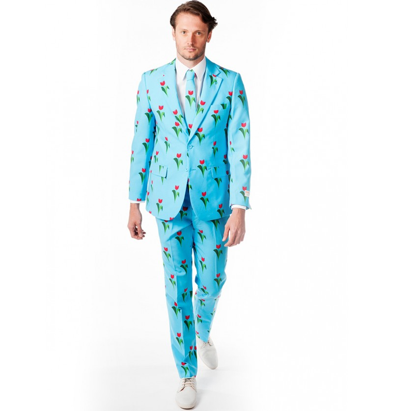 Traje Tulips from Amsterdam Opposuit