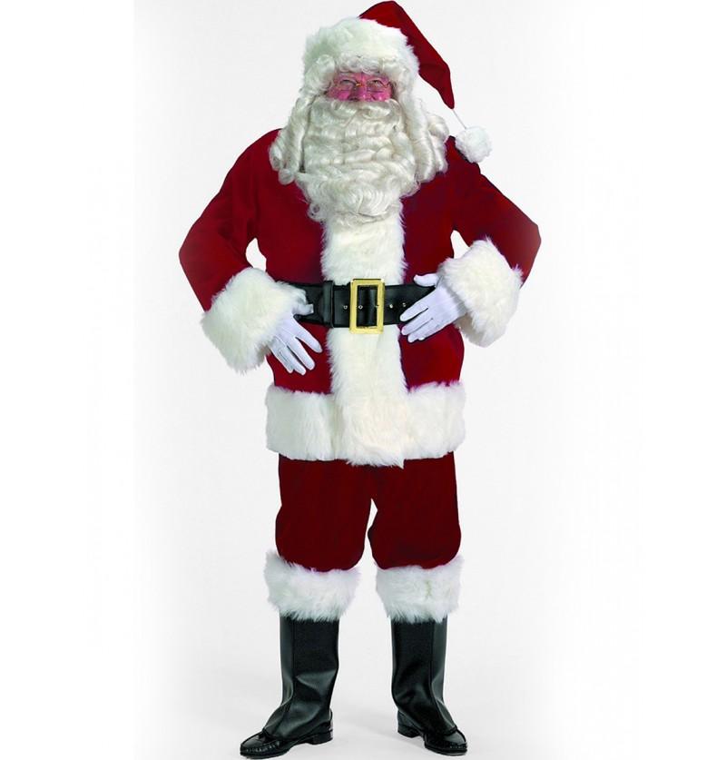 Disfraz de Papá Noel adorable profesional