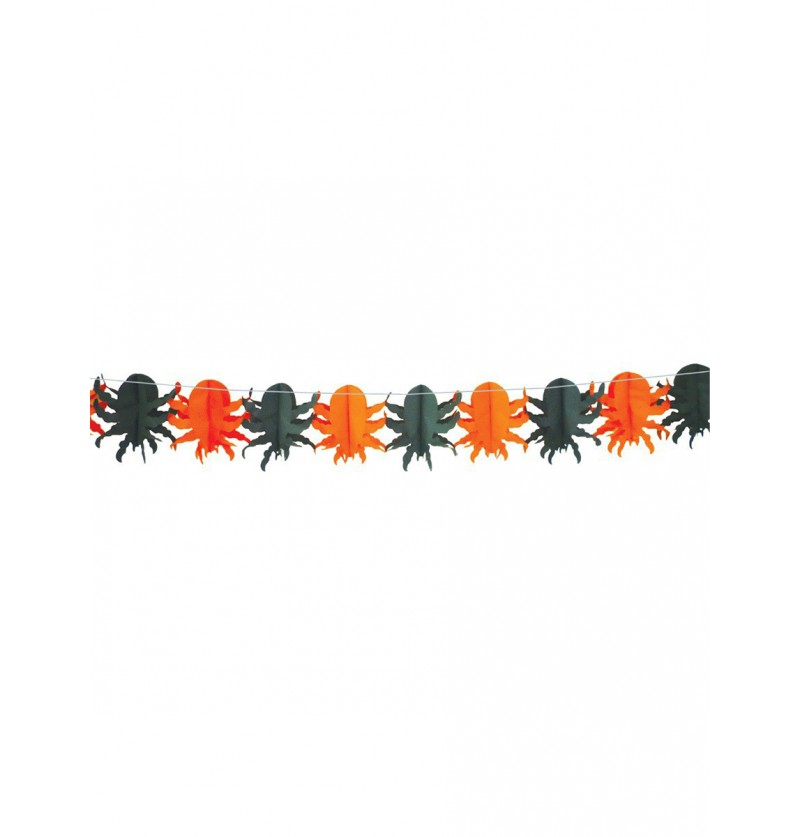 Guirnalda fantasía halloween 18 x 300 cm