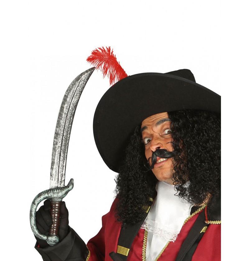 Espada de Pirata Curvada
