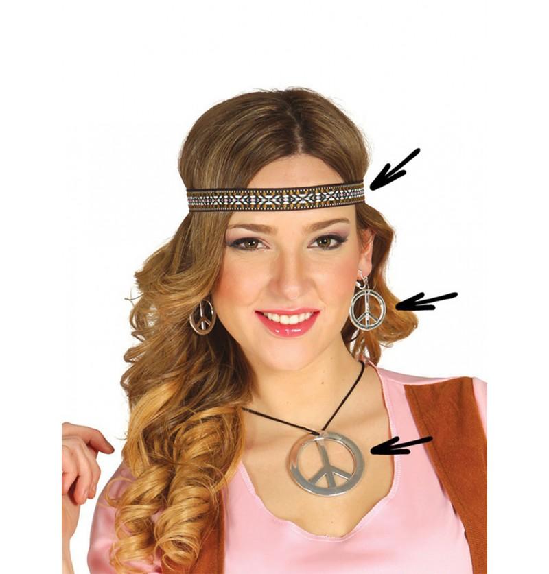 Kit de Accesorios Hippie para mujer