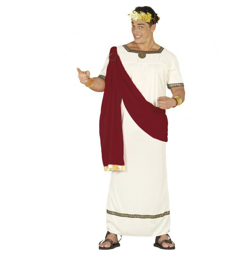 Disfraz de Cesar Augusto para hombre