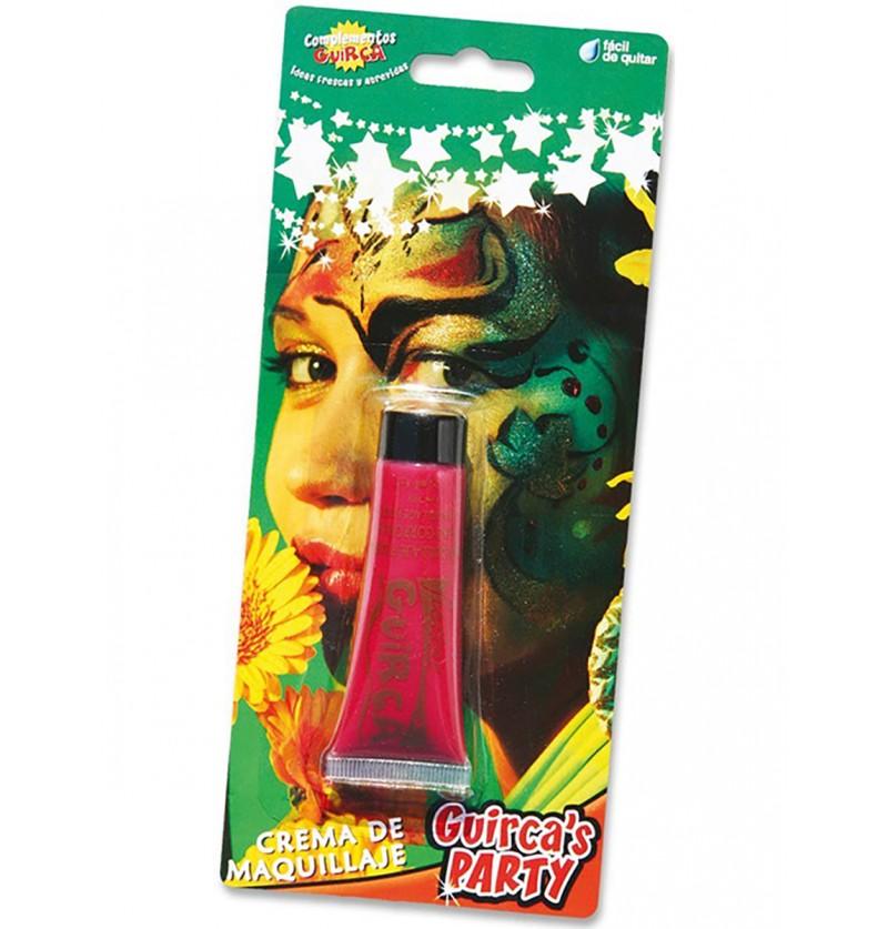 Tubo de Maquillaje Rojo 20 cc.