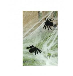 Pack de 2 arañas 10 cm