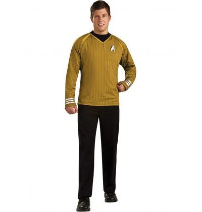 Disfraz de Capitán Kirk Star Trek Gran Heritage para adulto
