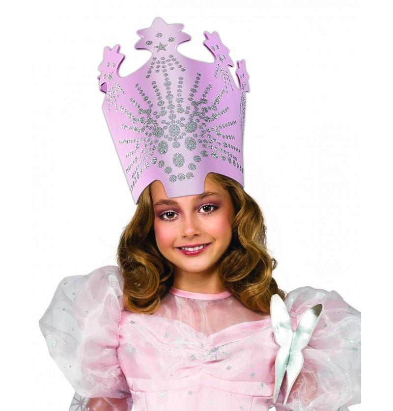 Corona de Glinda El Mago de Oz