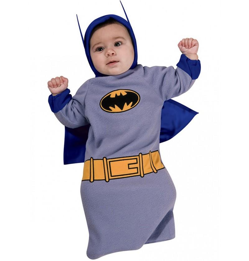 Disfraz de Batman the Brave and the Bold saco para bebé
