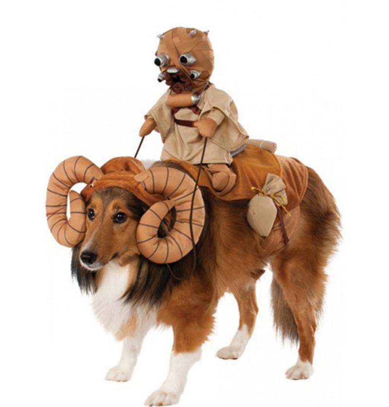 Disfraz de Bantha Star Wars para perro