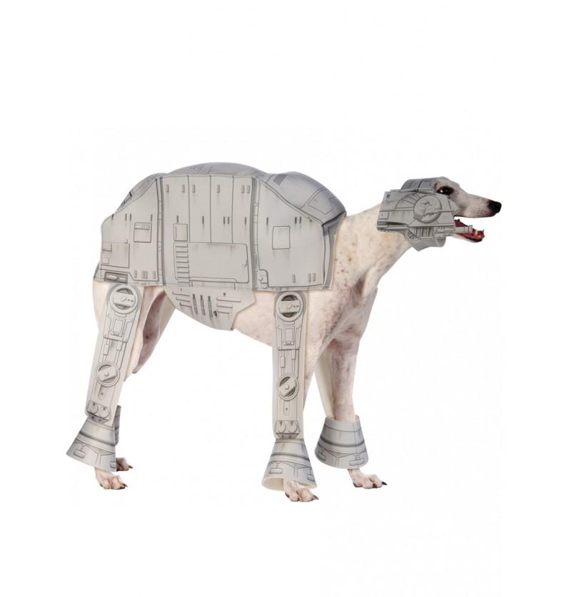 Disfraz de AT-AT Imperial Walker Star Wars para perro