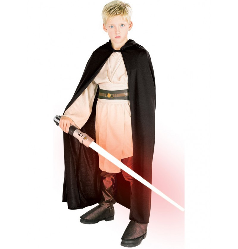 Túnica Sith para niño