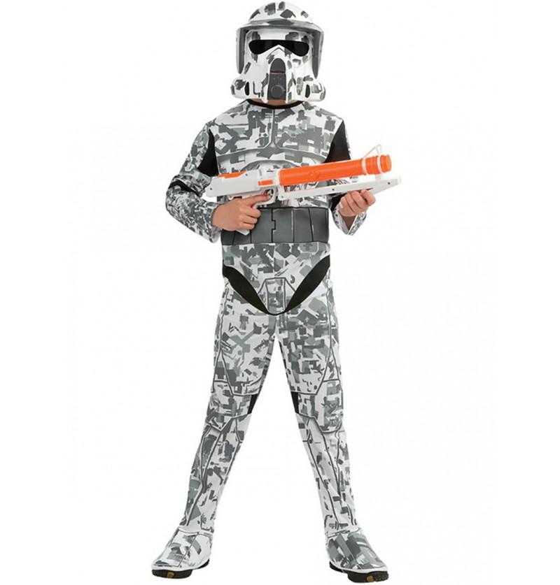 Disfraz de Arf Trooper Star Wars para niño