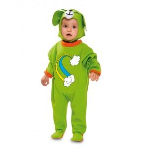disfraz de osito arcoiris para beb