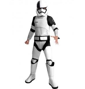 Disfraz de Executioner Trooper Star Wars The Last Jedi deluxe para niño