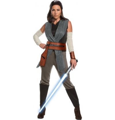 Disfraz de Rey Star Wars The Last Jedi deluxe para mujer
