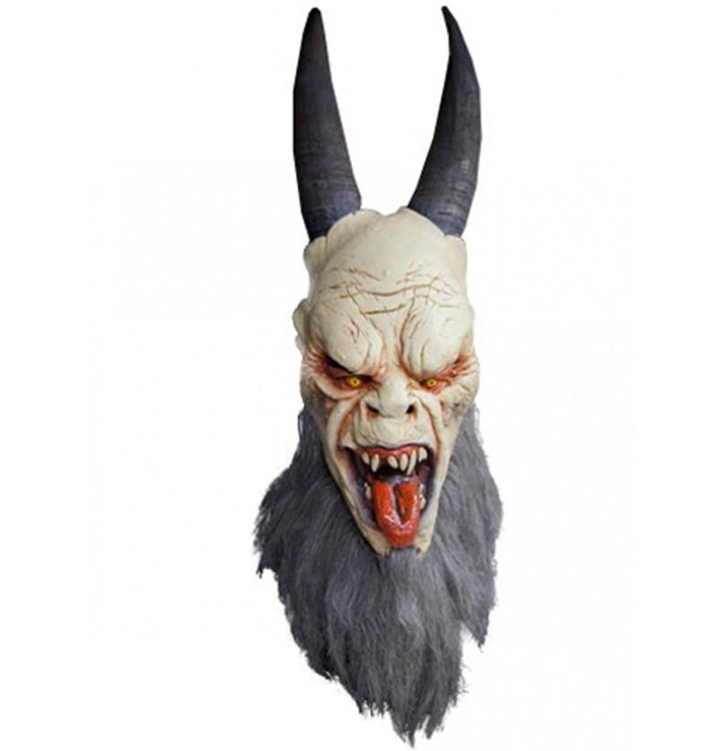 Máscara de Krampus