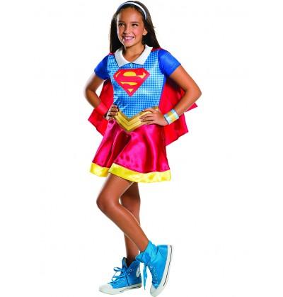disfraz de supergirl para nia