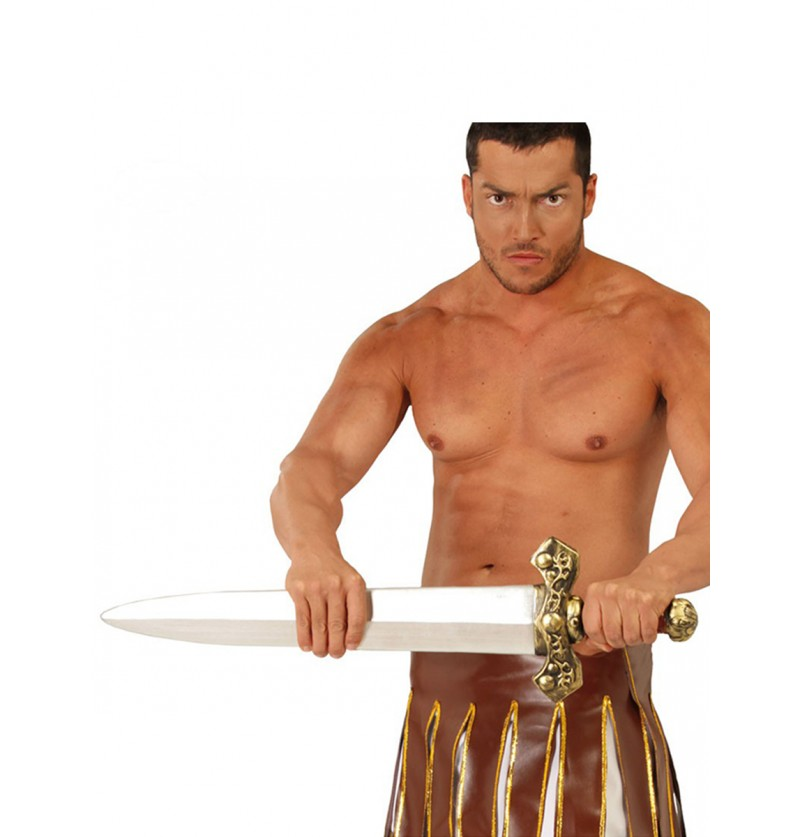 Espada de bárbaro romano