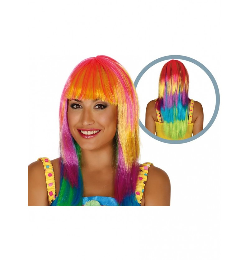 peluca arcoris para mujer