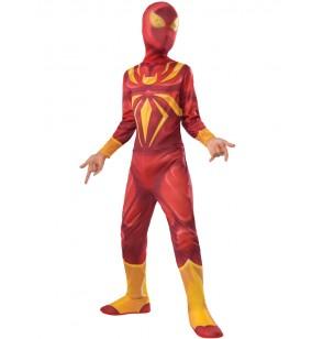 disfraz de iron spider para nio