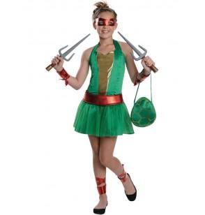 disfraz de raphael tortugas ninja para adolescente