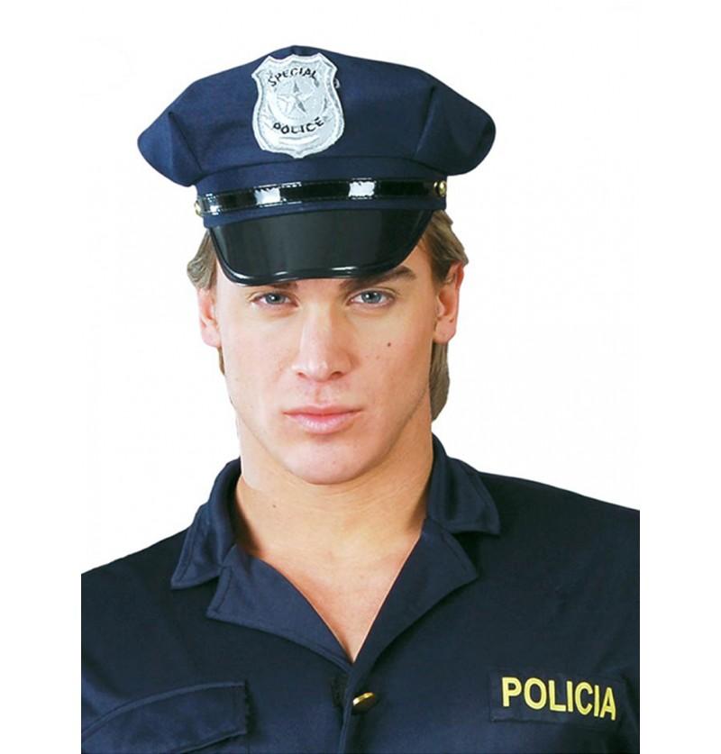 Gorro de policía