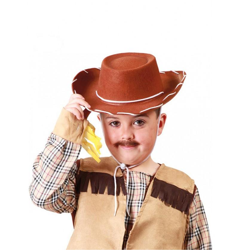 Sombrero de cowboy infantil