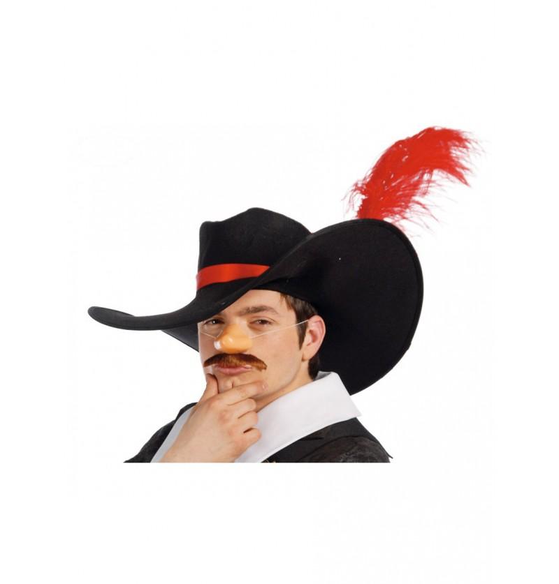 Sombrero de espadachín