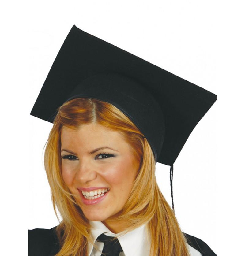 Sombrero de estudiante