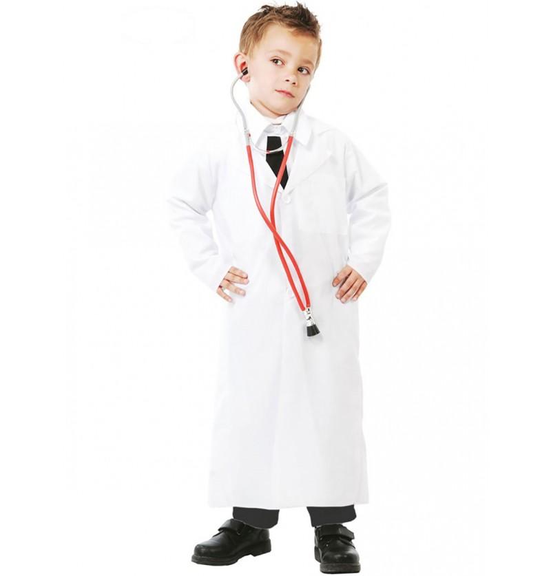 Disfraz de doctor para niño