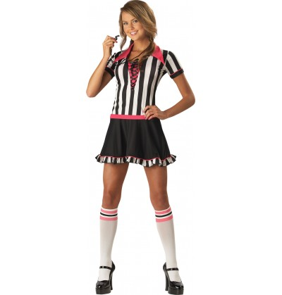 disfraz de rbitro para adolescente