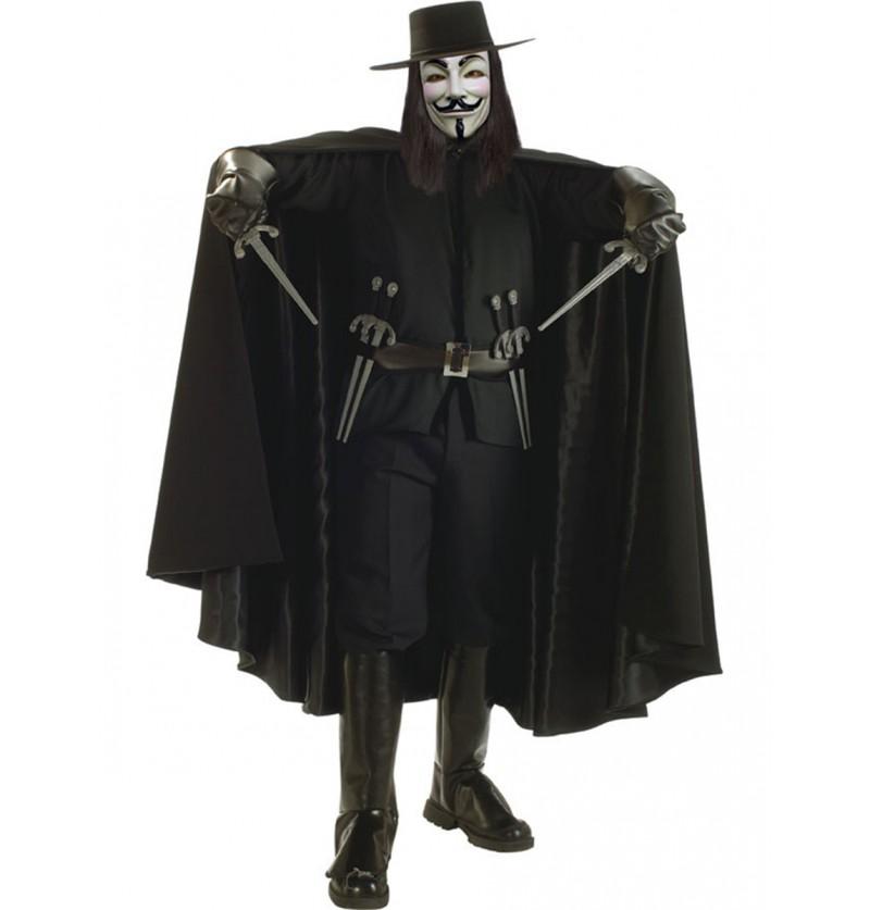 Capa V de Vendetta