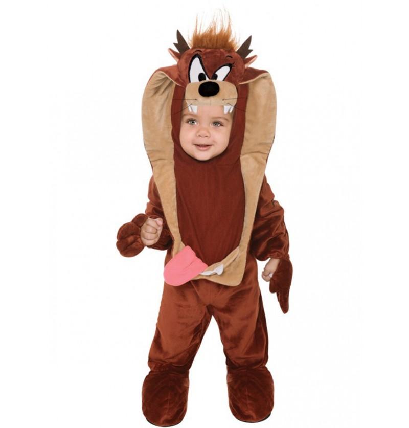 Disfraz de Taz para bebé