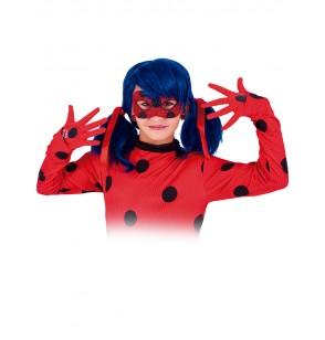 Guantes de Ladybug para niña