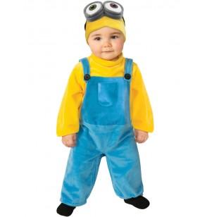 disfraz de minion bob para beb