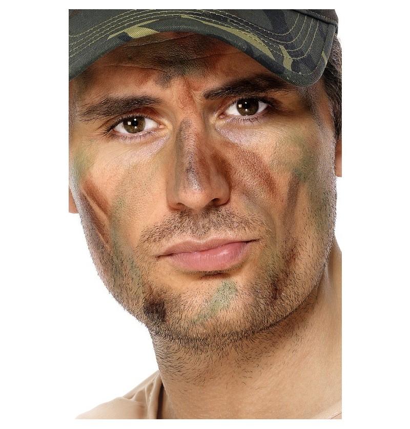 Maquillaje militar
