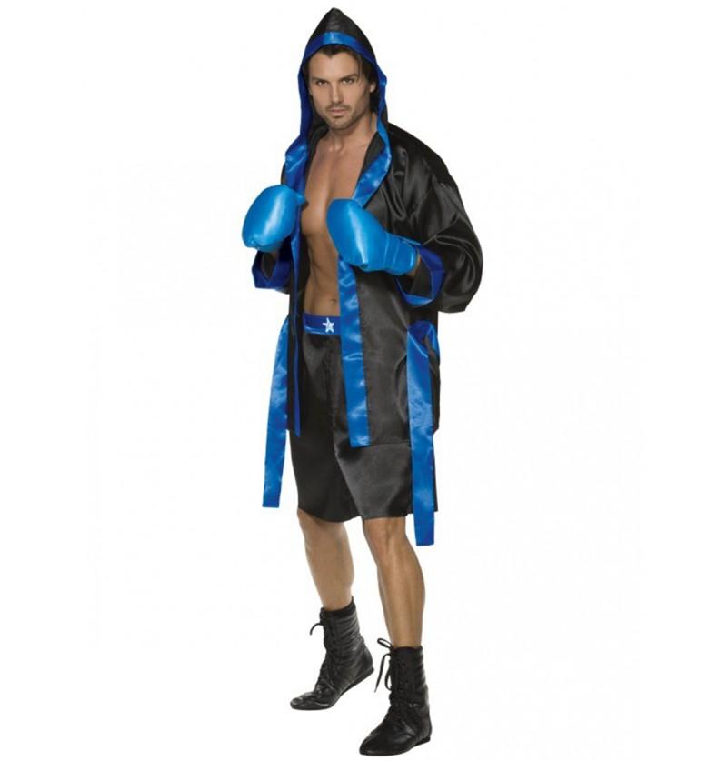 Disfraz de boxeador valiente Fever para hombre