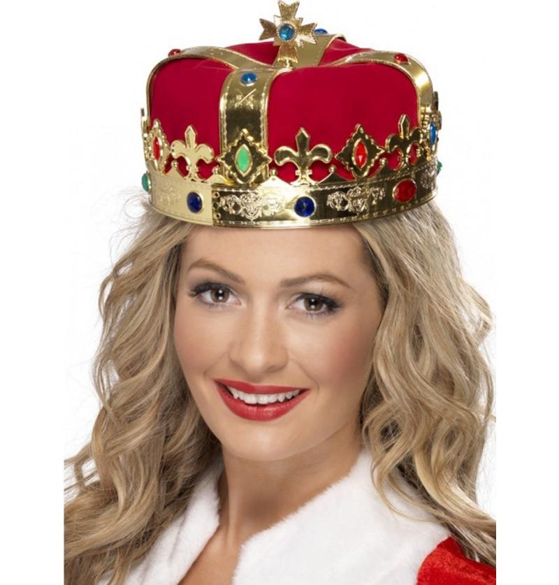 Corona de reina Deluxe