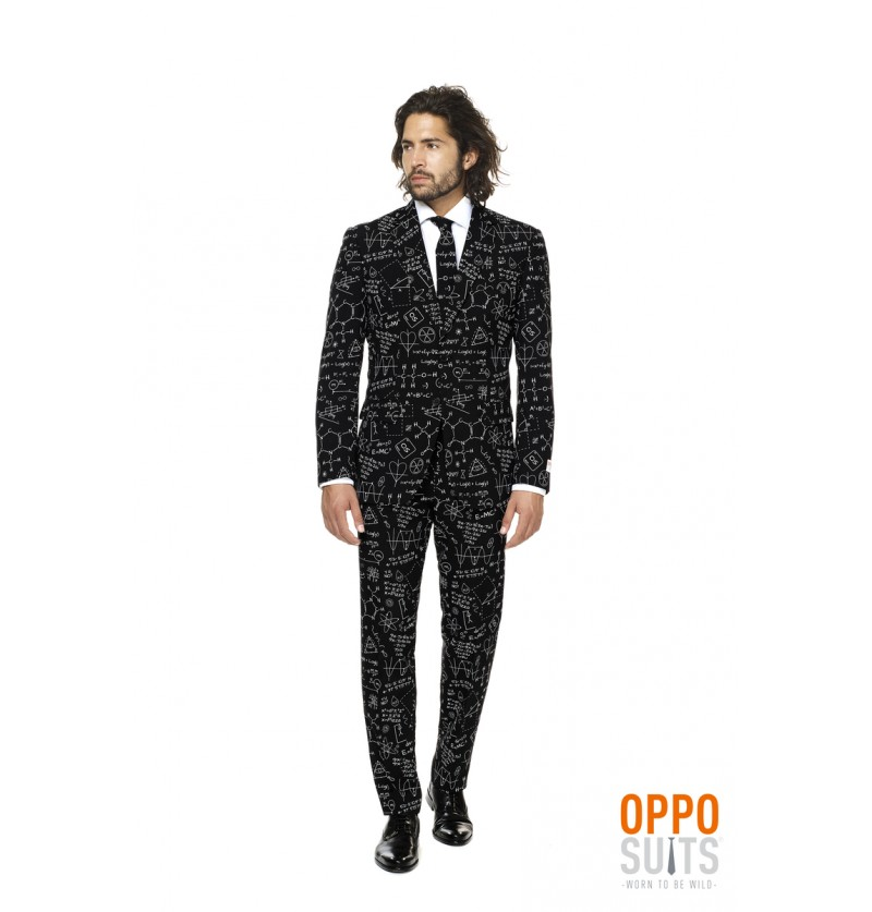 Traje Science Faction Opposuit para hombre