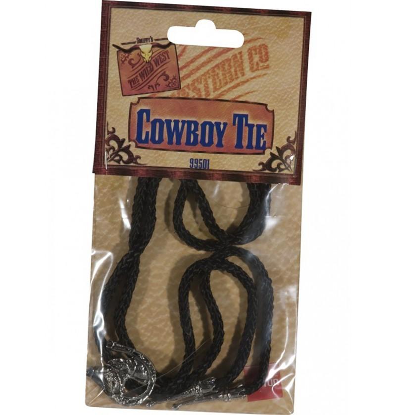 Corbata de lazo vaquera