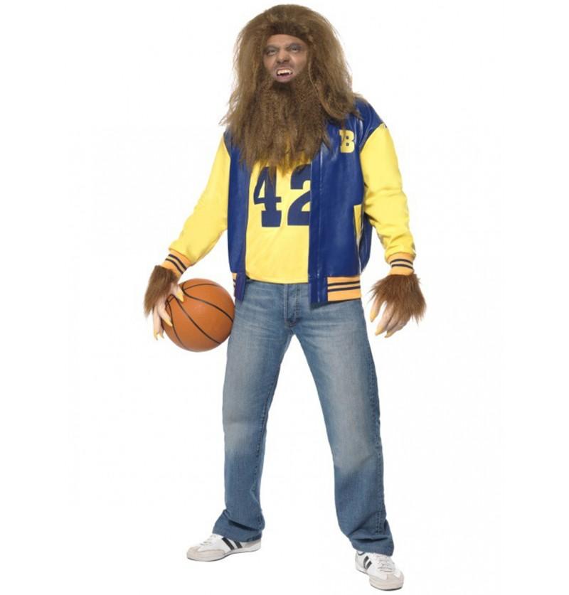 Disfraz de Teen Wolf para adulto