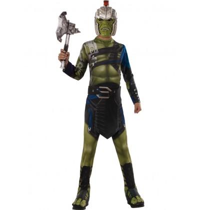 Disfraz de Hulk War Ragnarok classic para niño