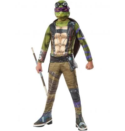 disfraz de donatello tortugas ninja 2 para nio