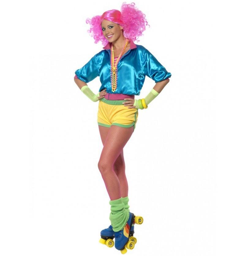 Disfraz de patinadora