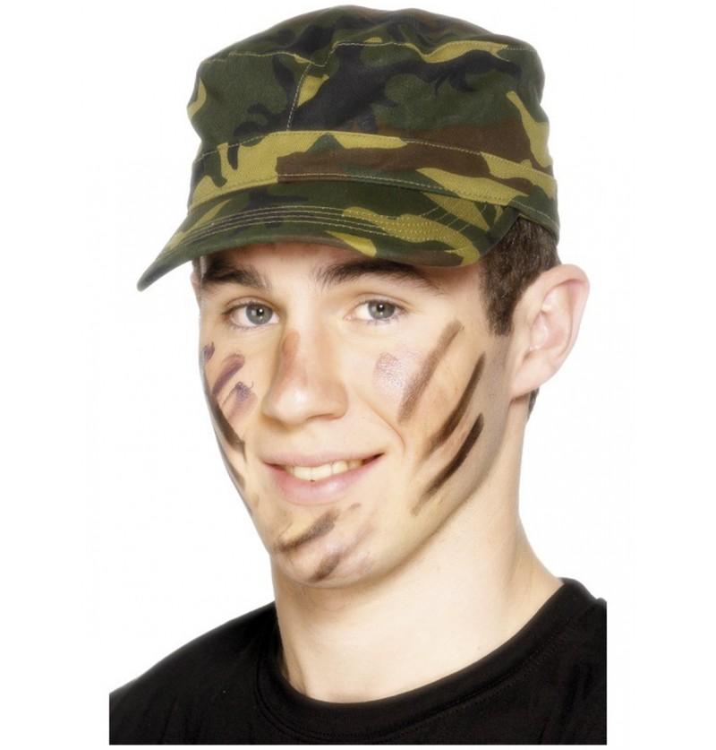 Gorra del ejército