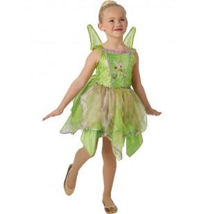 Disfraz de Campanilla premium para niña