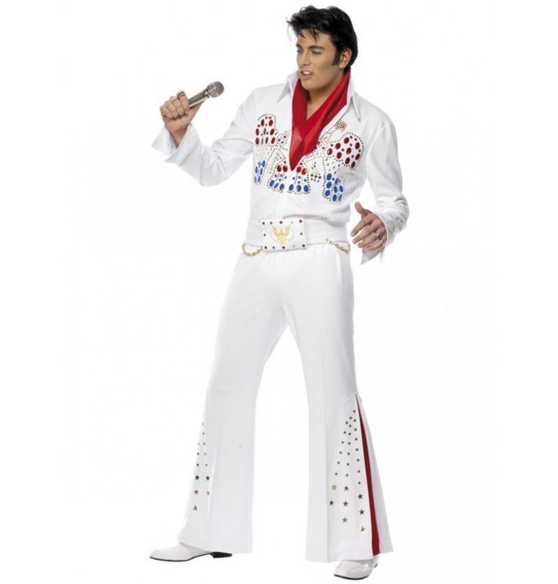 Disfraz de Elvis Águila Americana