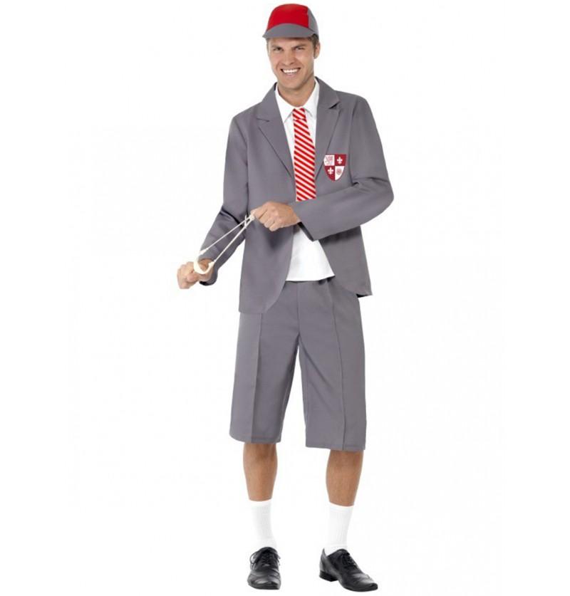 Disfraz de colegial travieso